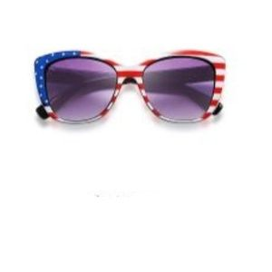 Polarized Vintage Sunglasses American Square